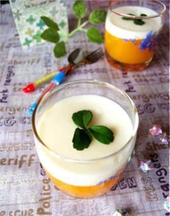 Thạch sữa bí ngô