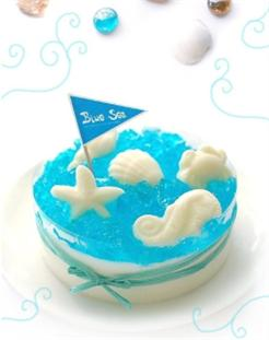 Bánh biển xanh