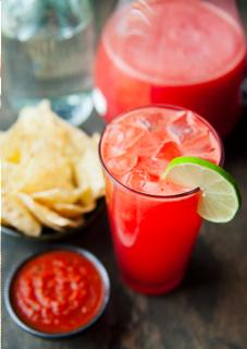 Soda dưa hấu