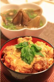 Gà chiên xốt trứng kiểu Nhật