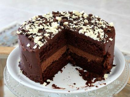 Bánh Gato Khoai Lang Chocolate