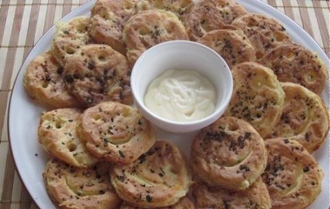 Bánh khoai tây phô mai