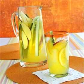 Cocktail bia hoa quả