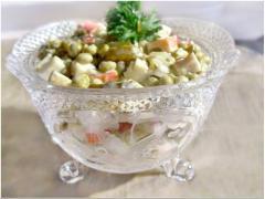 Salad đậu xanh