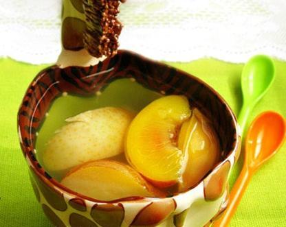 Canh hoa quả