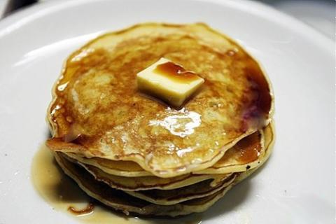 Pancake cốm