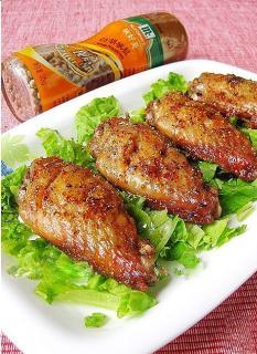 Cánh gà nướng muối tiêu