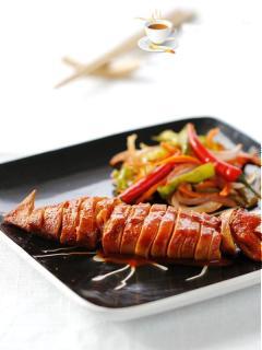 Mực nướng kiểu Hàn Quốc