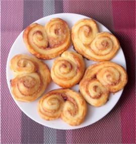 Bánh Palmier