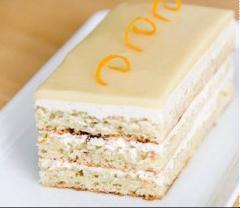 Bánh Opera hạnh nhân
