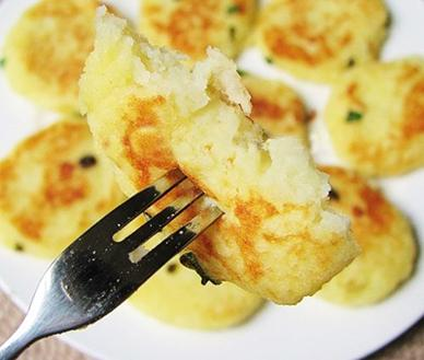 Bánh khoai tây rán kiểu Hàn