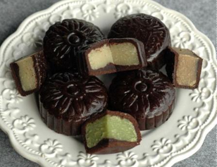Bánh trung thu socola