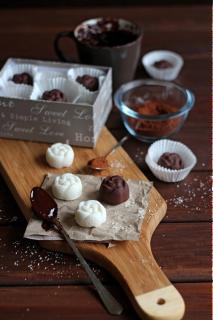 Bánh dừa chocolate