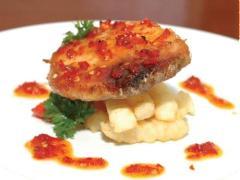 Cá ngừ nướng muối ớt