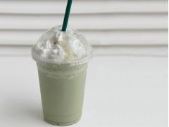 Frappuccino trà xanh