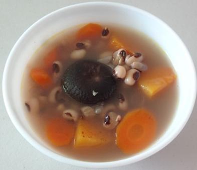 Canh đậu trắng