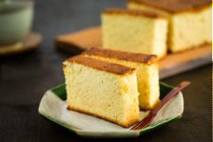 Bánh gato mật ong Castella