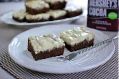Bánh chocolate hai lớp