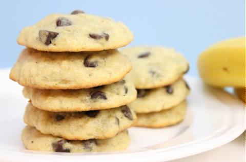Bánh quy chocolate chuối
