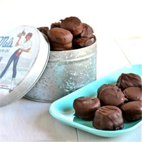 Chuối bọc chocolate