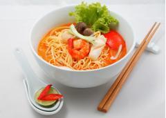 Mì Thái hải sản