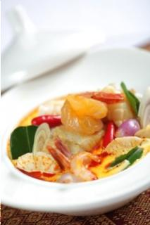 Súp hải sản Thái
