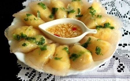 Bánh bột lọc đậu xanh