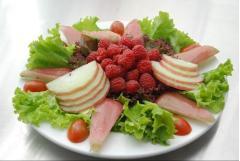 Salad mâm xôi
