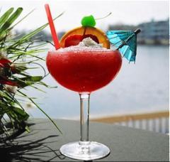 Cocktail Daiquiri dâu tây