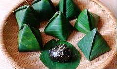 Bánh ít lá gai kiểu Bình Định