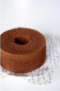 Bánh Chiffon Socola