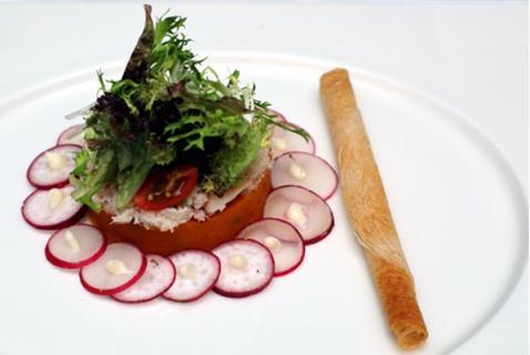 Salad bí đỏ