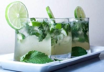 Mocktail Aloha Mojito