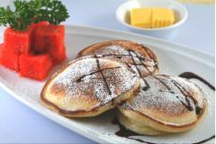 Pancake trái cây