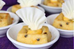 Bánh Madeira chanh dây