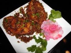 Cá nướng sả  ớt