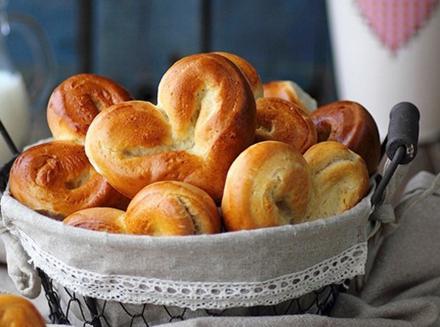 Bánh ngọt hình trái tim
