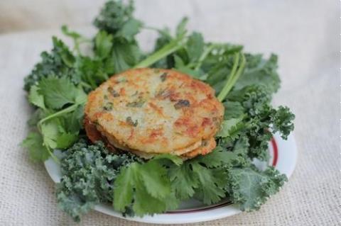 Bánh rế khoai tây
