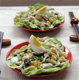 Salad gà Trung Hoa