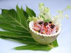 Salad sake kiểu Ý