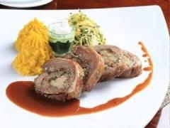 Thịt cừu nhồi đậu trắng